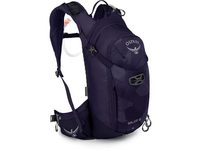 Osprey Salida 12 Selkäreppu Naiset, violet pedals